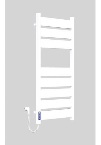 Братислава 1000х500х8 (3+5) L белый (глянец)-RAL-9016 э..