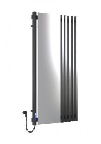 MARCIALE 1200х700х6 черный (глянец)-RAL-9005 L электро ..