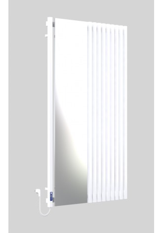 MARCIALE 1600х1000х10 белый (глянец)-RAL-9016 L электро..