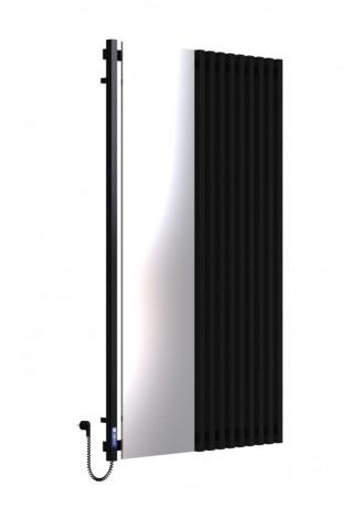MARCIALE 1600х1000х10 черный (структура,мат)-RAL-9005 п..