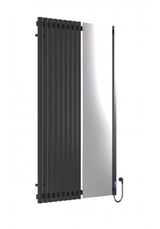MARCIALE 1600х1000х10 черный (глянец)-RAL-9005 R электр..