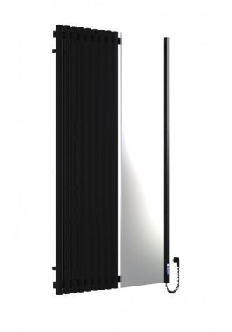 MARCIALE 1600х1000х10 черный (структура,мат)-RAL-9005 R..