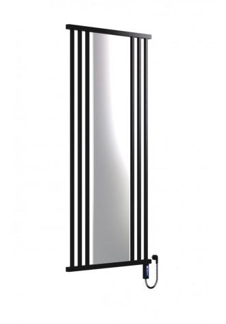 PRESTO 1600Х800Х6 черный (структура,мат)-RAL-9005 R эле..