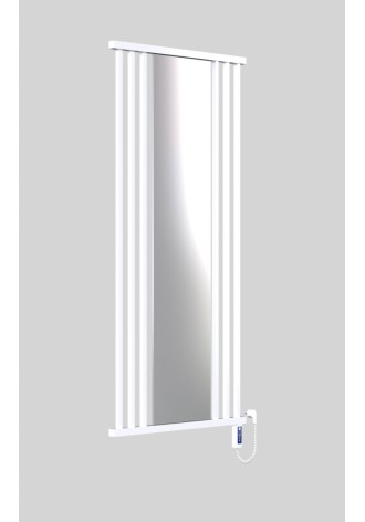 PRESTO 1600Х800Х6 белый (глянец)-RAL-9016 R электро кон..