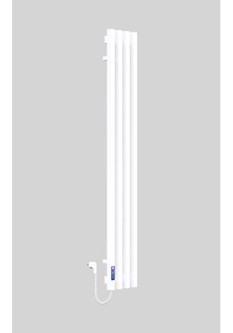 VIVO 1400Х210Х4 белый (глянец)-RAL-9016 программатор L..
