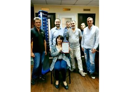 Мы стали членами Украинской Дверной Ассоциации